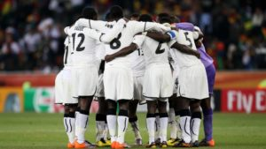 FEATURE: How Ghana won hearts at the 2010 World Cup