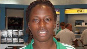Nigeria goalkeeper Aluko struggles to save her own life