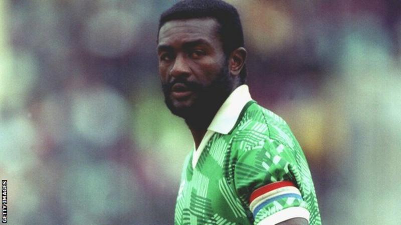 Stephen Tataw: Cameroon's Italia 90 World Cup captain dies