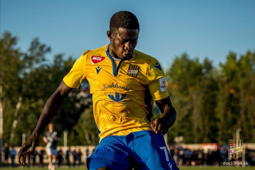 VIDEO: Zuberu Sharani scores to propel FC DAC 1904 to victory