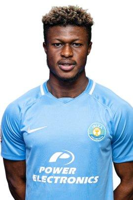 Loanee Kwasi Zibo returns to Watford