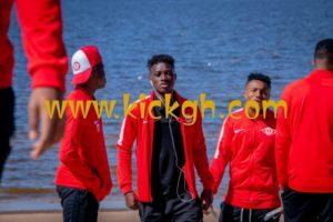 FK Spartaks Jūrmala sign Ghanaian youngster Kwadwo Asamoah