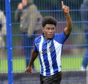 Ghanaian youngster Charles Hagan signs first professional contract with Championship side Sheffield Wednesday