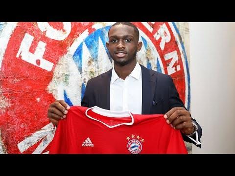FC Bayern sign Tanguy Nianzou Kouassi #ServusTanguy