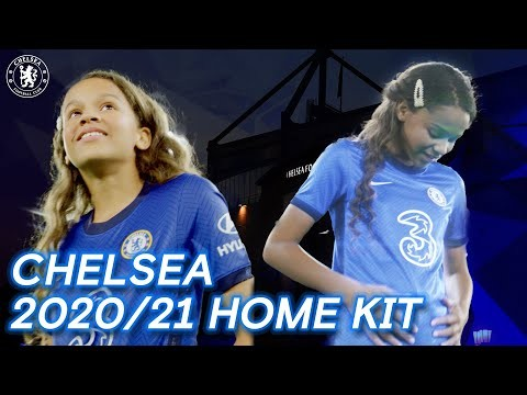 The Story Of Chelsea's New 2020/21 Home Kit