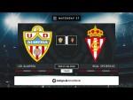 UD Almería - Real Sporting MD37 X1930