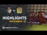 Resumen de SD Ponferradina vs CF Fuenlabrada (0-3)