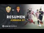 Resumen de UD Almería vs Real Sporting (1-0)