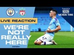 LIVE   Man City 4-0 Liverpool   Full time reaction #WNRH