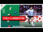 #Italy90 | Italy v Argentina [Extended Highlights] | 1990 World Cup semi-final