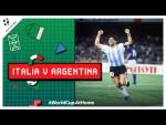 ESPAÑOL | Italia v Argentina [Resumen: Versión Extendida] | Copa Mundial 1990