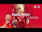 LIVE 🔴 #B04FCB - FC Bayern Matchday Show zum DFB-Pokalfinale mit Stephan Lehmann - Pack ma's