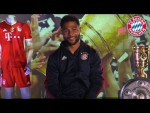 Serge Gnabry takes on the FC Bayern DFB-Pokal Quiz