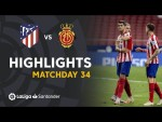 Highlights Atletico Madrid vs RCD Mallorca (3-0)