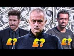 10 MOST OVERPAID Managers In World Football!