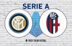 Inter v Bologna: Official Line-Ups