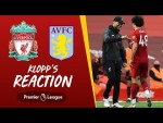 Klopp's Reaction: Keita's performance, Curtis Jones and breaking records | Liverpool vs Aston Villa
