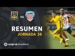 Resumen de AD Alcorcón vs CD Lugo (2-2)