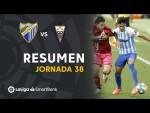 Resumen de Málaga CF vs Albacete BP (0-0)