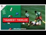 #Italy90 | Ouch! Toughest Tackles | 1990 World Cup