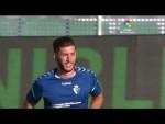 Calentamiento Real Betis vs C.A. Osasuna