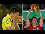 How Lewandowski Became The Best Striker In The World!