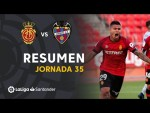 Resumen de RCD Mallorca vs Levante UD (2-0)