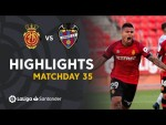 Highlights RCD Mallorca vs Levante UD (3-0)