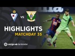 Highlights SD Eibar vs CD Leganés (0-0)