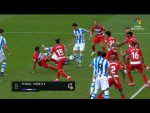 Highlights Real Sociedad vs Granada CF (2-3)
