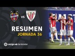 Resumen de Levante UD vs Athletic Club (1-2)