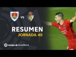 Resumen de CD Numancia vs SD Ponferradina (1-0)