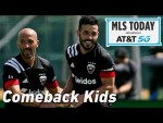 10 Men & 2 Goals Down: How D.C. United Came Back Against Toronto FC