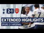 EXTENDED HIGHLIGHTS | SPURS 2-1 ARSENAL