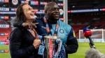 Klopp congratulates Akinfenwa after striker's incredible postmatch interview