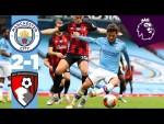 HIGHLIGHTS!   Man City 2-1 Bournemouth   SILVA FREE KICK AND GABRIEL JESUS
