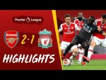 Highlights: Arsenal 2-1 Liverpool   Mane scores, but Reds beaten