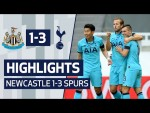 HIGHLIGHTS   NEWCASTLE 1-3 SPURS   KANE & SON SEAL VICTORY AT ST JAMES' PARK
