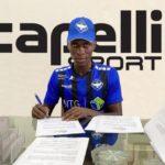 Inter Allies defender Frank Assinki joins Swedish club HB Koge