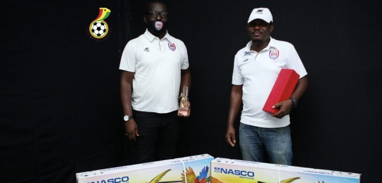 Victorien Adebayor, Henrik Lehm presented with monthly awards