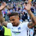 Kevin-Prince Boateng eager for Hertha Berlin return