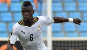 2015 African Cup of Nations failure still haunts me, says Black Stars midfielder Afriyie Acquah