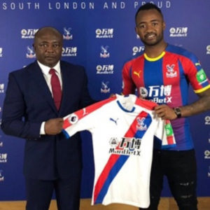 Jordan Ayew extols father 'Abedi Pele; says he can't thank him enough
