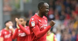 Nottingham Forest to decide future of Albert Adomah after returning from Cardiff loan spell
