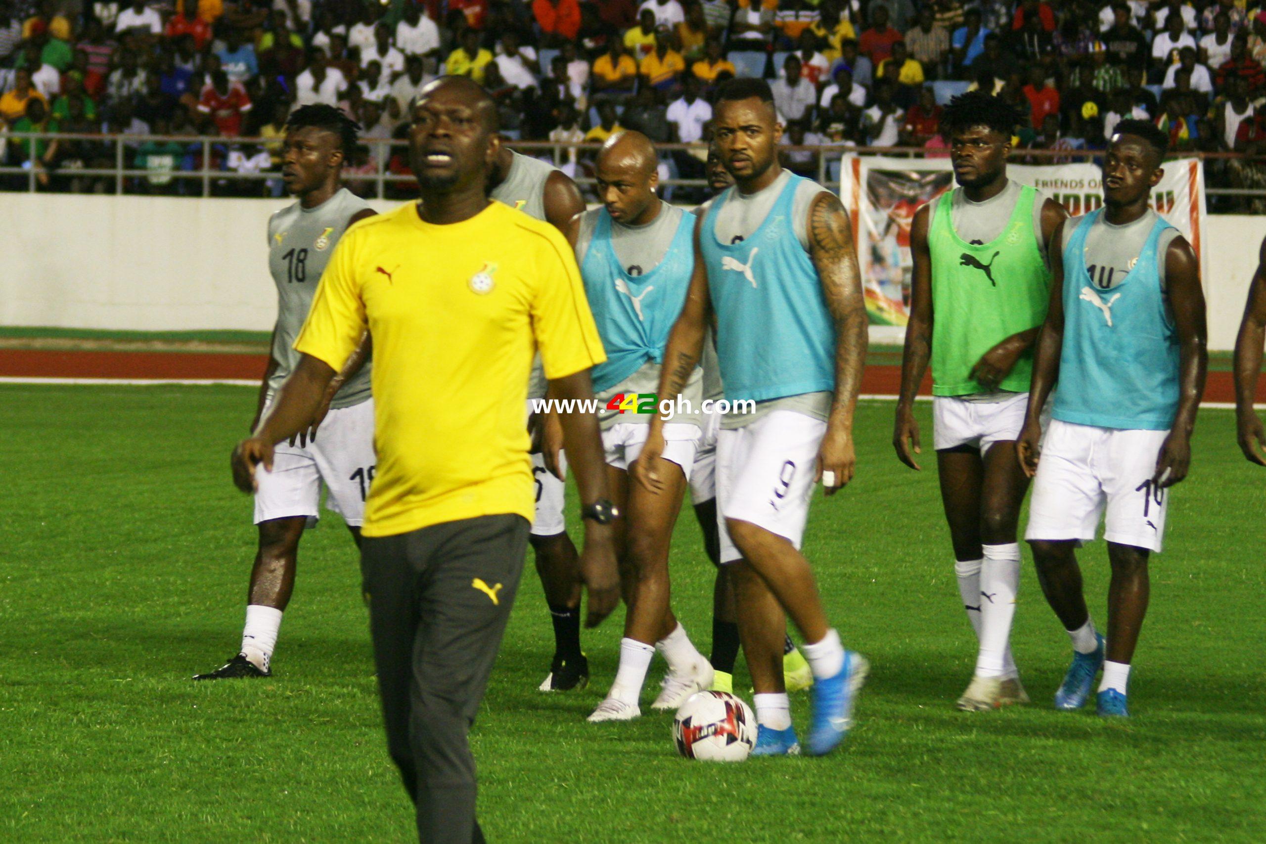 Black Stars coach CK Akonnor lauds Jordan Ayew for winning three top awards at Crystal Palace