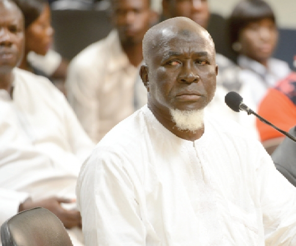 King Faisal will never be relegated – Alhaji Grusah