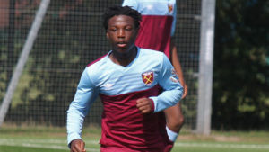 Meet Keenan Appiah-Forson: West Ham's young midfielder