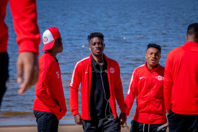 Elated Kwadwo Asamoah extend gratitude to Bechem Utd after joining FK Spartaks Jūrmala