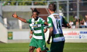 Abubakar-Ankra bags 14th goal of the season as SC Kriens beat Chiasso FC