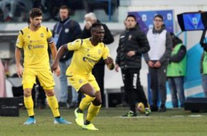 Agyemang Badu cameos in Hellas Verona's 2-1 defeat at AS Roma
